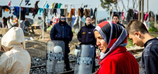 Flüchtlinge Kriminell