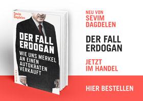 Der Fall Erdogan - Buch von Sevim Dagdelen