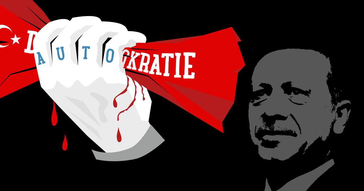 Autokratie Türkei